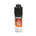 Vapouriz 50/50 E Liquid - Original Tobacco